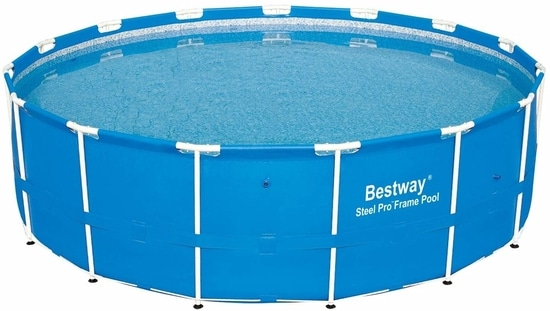 Bestway 12752E 15ft x 48in Above Ground Pool