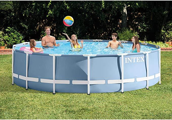 Intex 15ft X 42in Prism Frame Pool Set