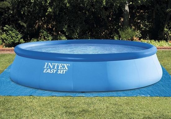 Intex 15ft X 48in East-Set Pool Set